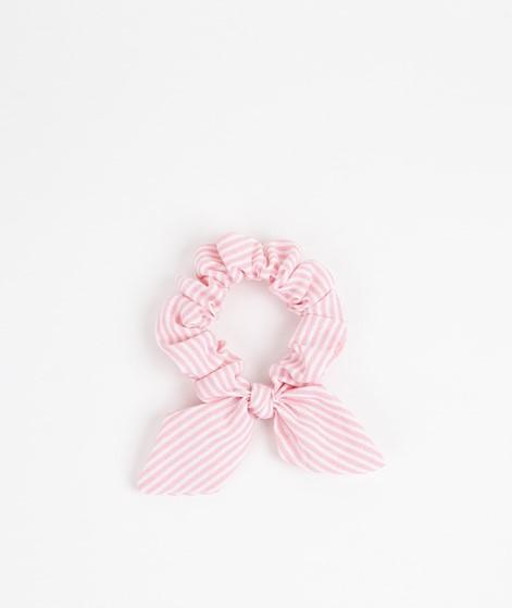 EBBA Scrunchie rosa stripe