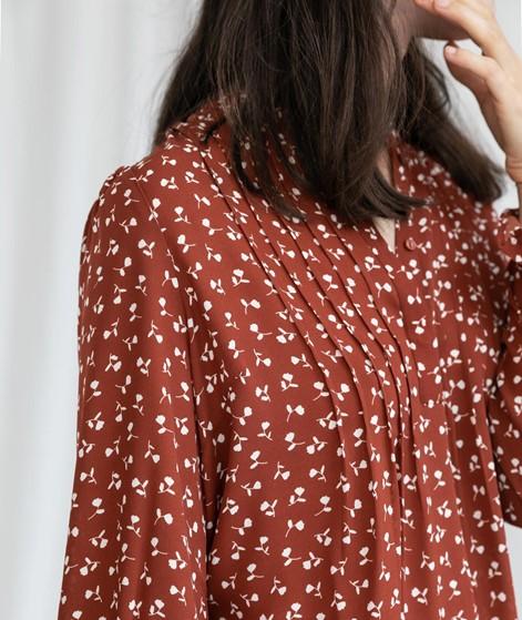 SELECTED FEMME SLFLivia Bluse gemustert