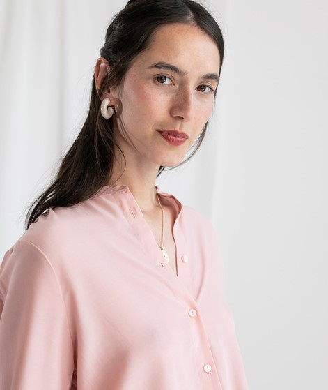 VILA VIThoma 3/4 Bluse rosa