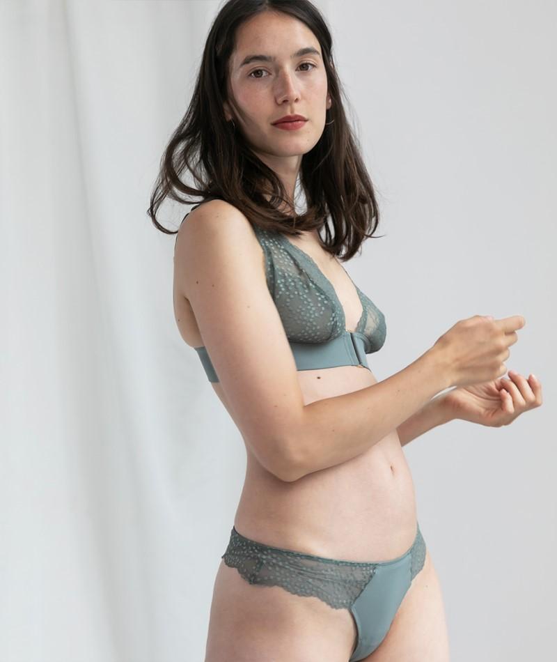 ICONE Jasmin Tanga green