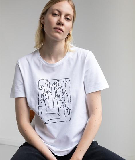 ARMEDANGELS Maraa Alpaca Gang T-Shirt