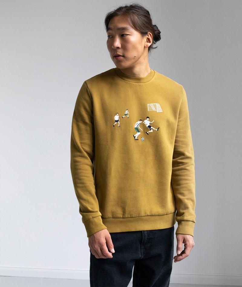 KAUF DICH GLÜCKLICH Sweater soccergame