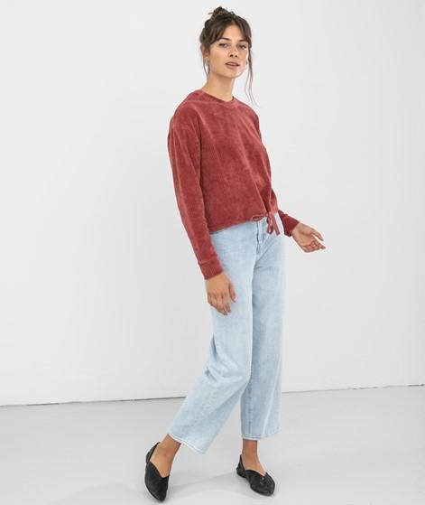 KAUF DICH GLÜCKLICH Sweater rot