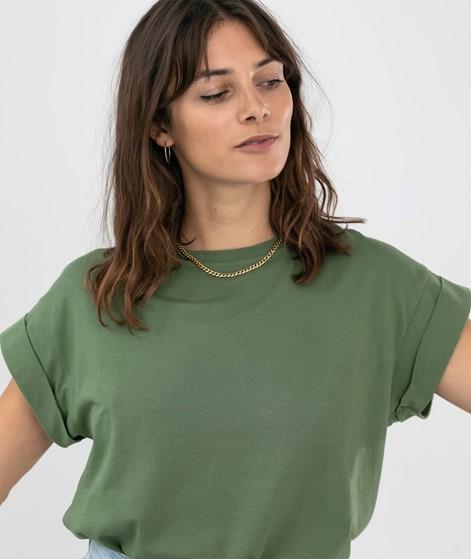 MOSS COPENHAGEN Alva T-Shirt grün