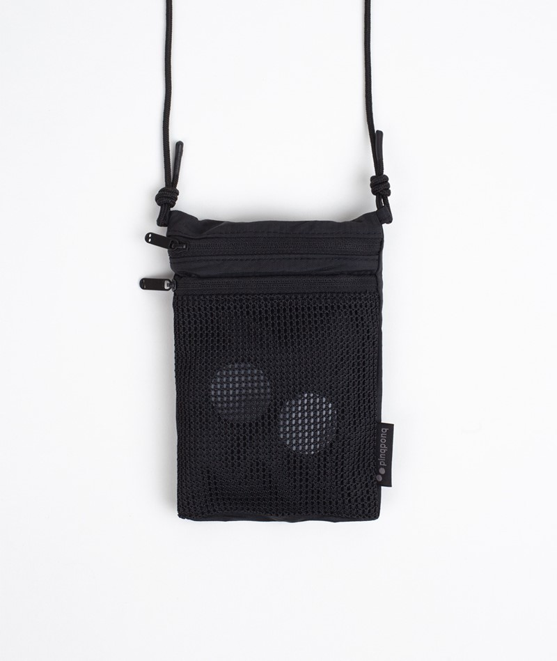 PINQPONQ Flak Small Tasche schwarz
