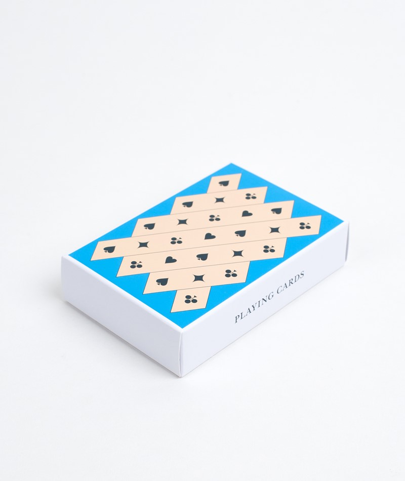 HAY Playing Cards blue