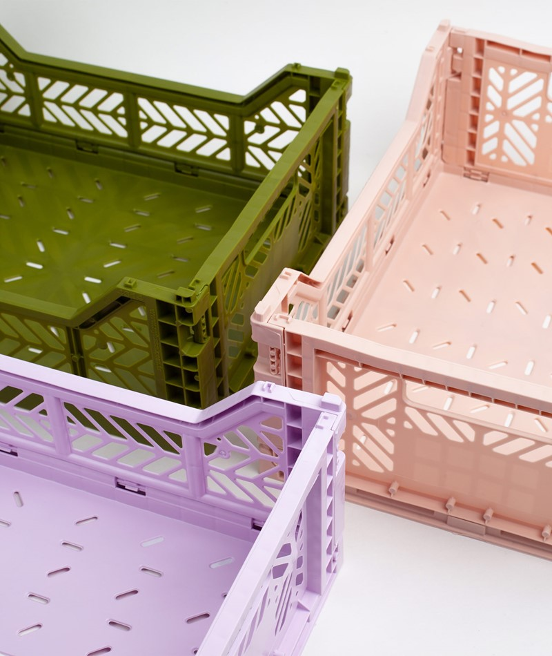 HAY  Colour Crate/ M Korb olive