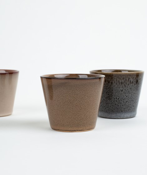 MADAM STOLTZ Stoneware Cup bunt