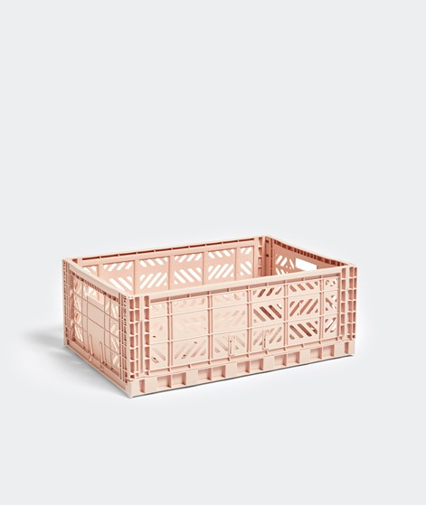 HAY Colour Crate/ L soft pink