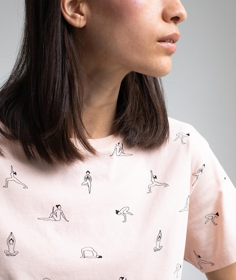 KAUF DICH GLÜCKLICH T-Shirt rosa