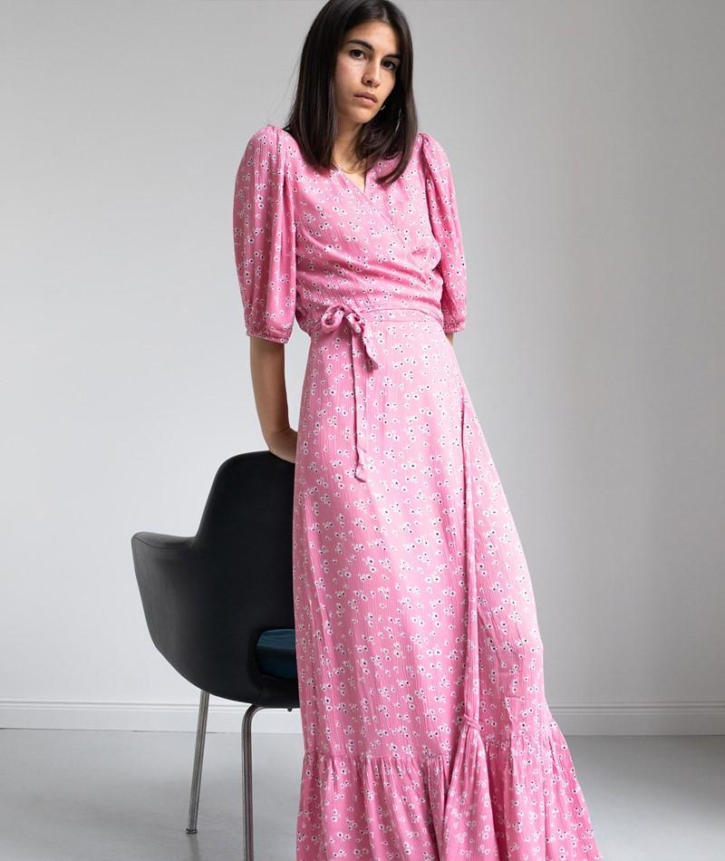 VILA Vikidda Kleid rosebloom