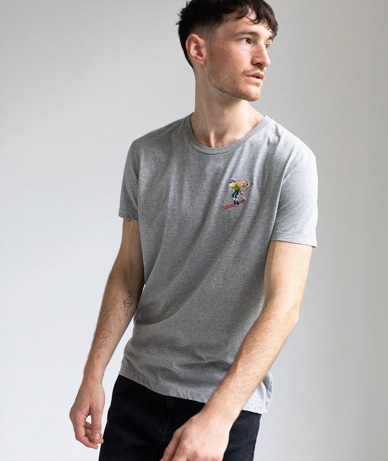 KAUF DICH GLÜCKLICH T-Shirt skier