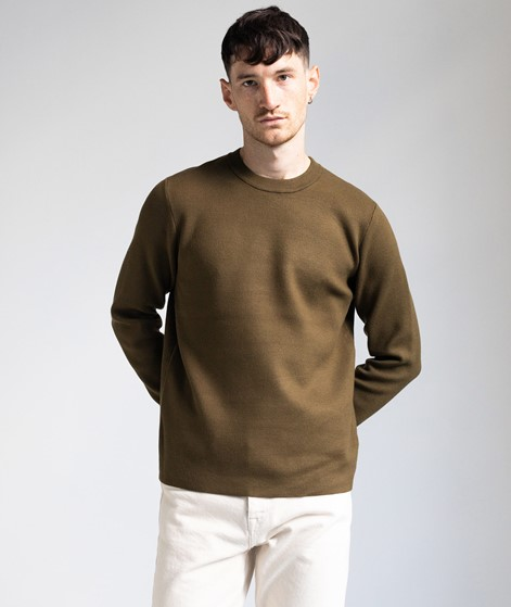 SAMSOE SAMSOE Gunan Pullover khaki