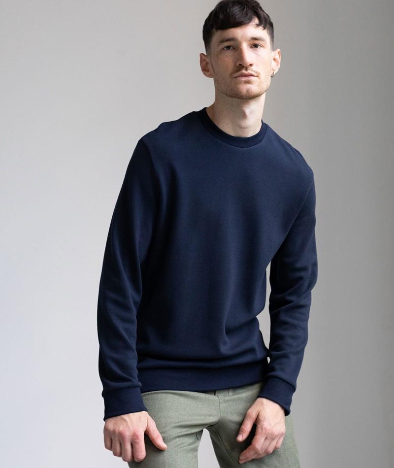 KAUF DICH GLÜCKLICH Sweater navy