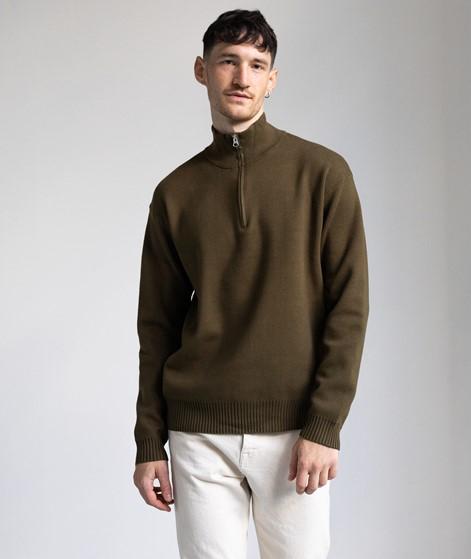 SAMSOE SAMSOE Guna Turtle Pullover khaki