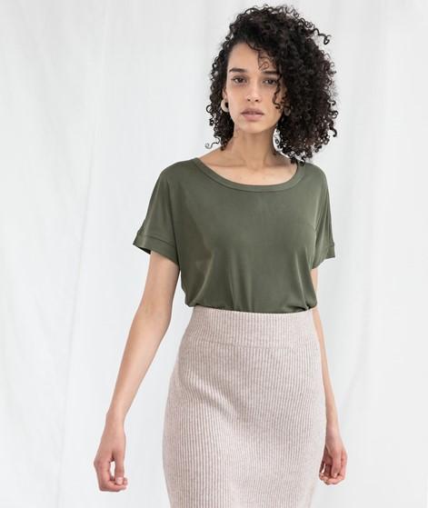 MOSS COPENHAGEN Fenya Moda T-Shirt grün