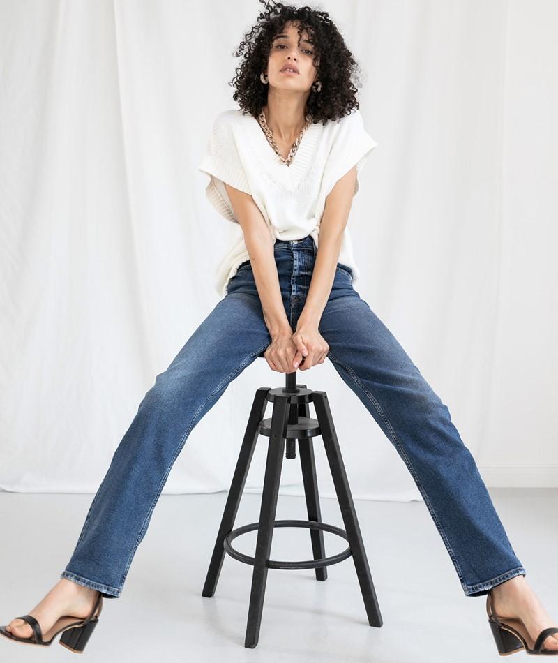 GLOBAL FUNK Davis Jeans denim