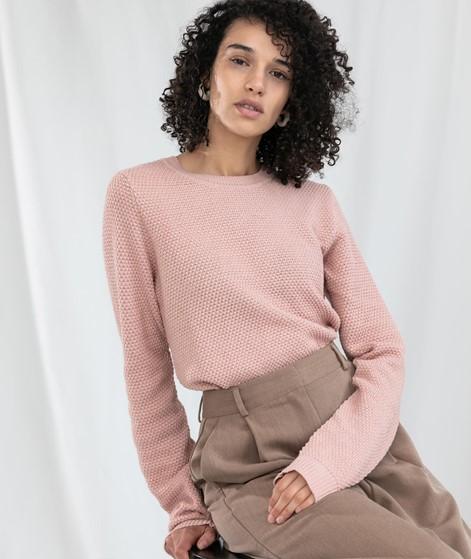 VILA VIChassa Strickpullover rosa