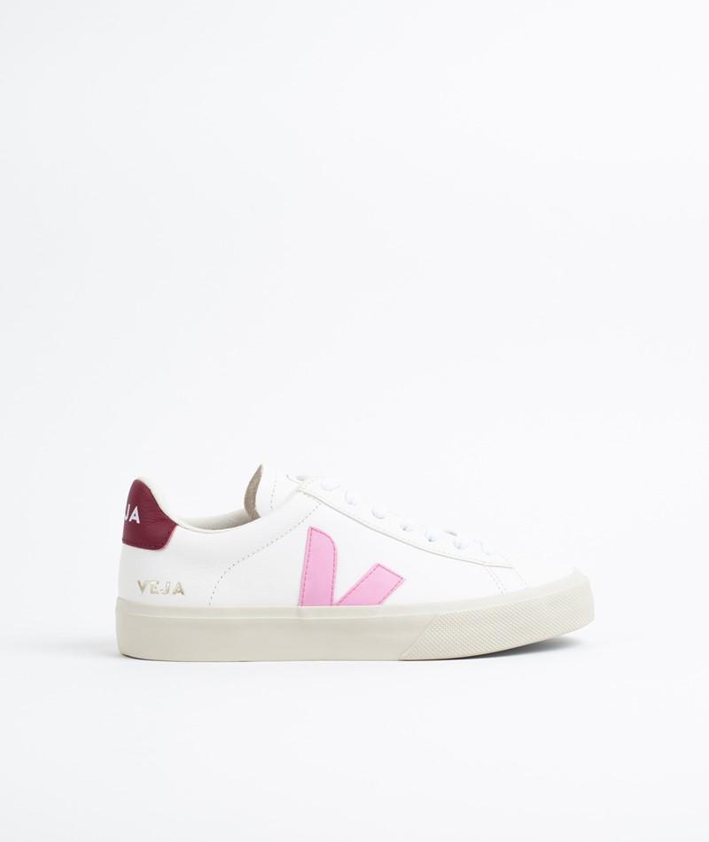 VEJA Campo Sneaker extra white rosa