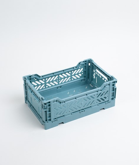 HAY Colour Crate/ S Korb teal