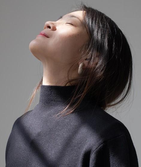 SELECTED FEMME SLFCali Pullover schwarz