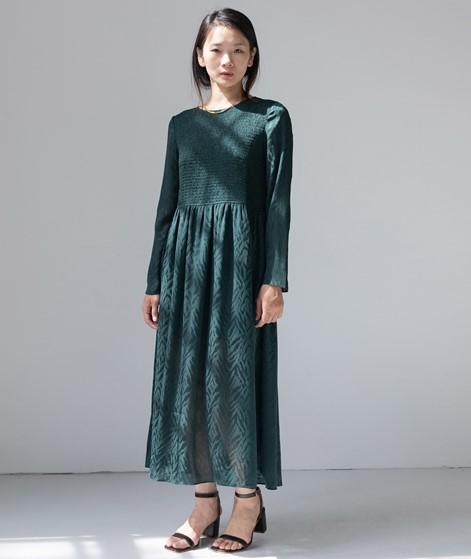 SAMSOE SAMSOE Larimar Long Kleid petrol