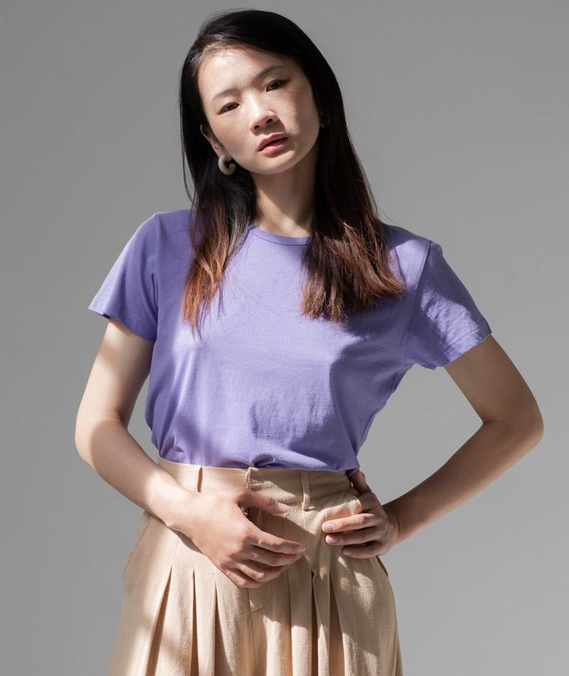 SAMSOE SAMSOE Solly T-Shirts lila