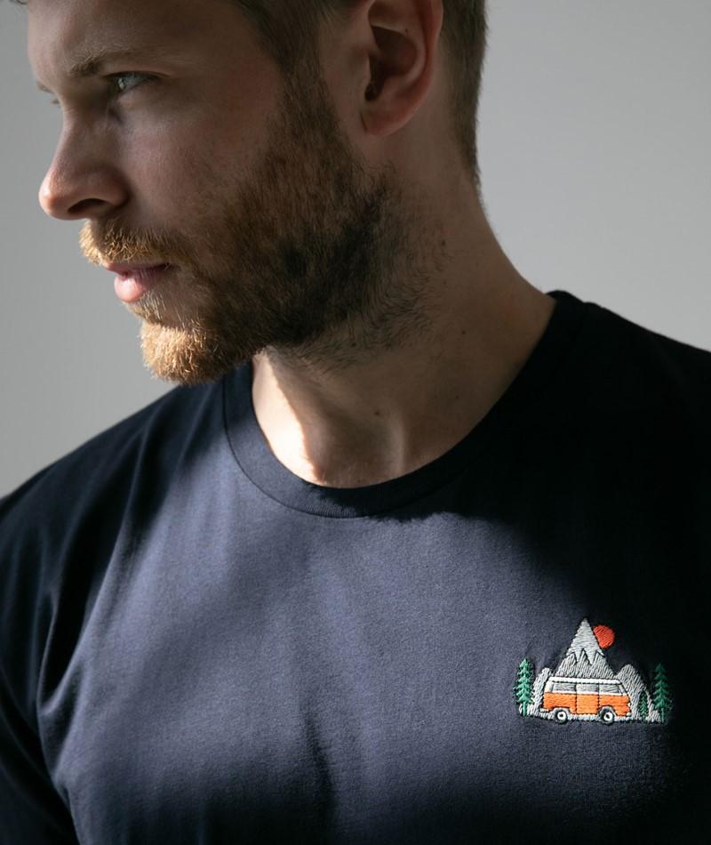 KAUF DICH GLÜCKLICH T-Shirt wanderlust