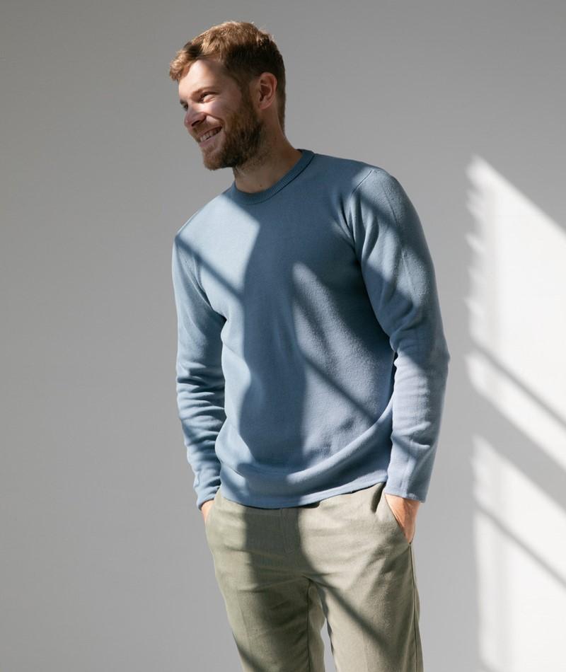 MINIMUM Peer Pullover blau