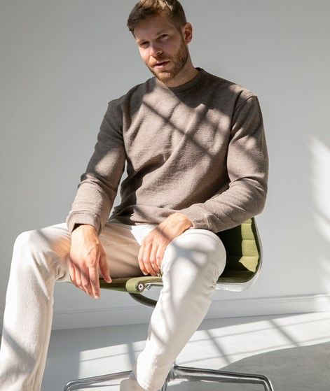 MINIMUM Grigel Sweater beige