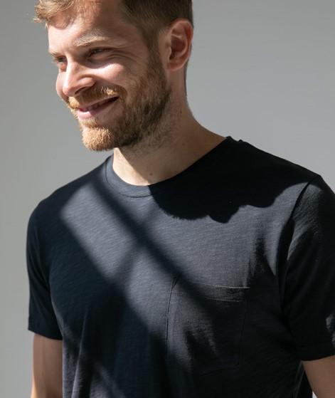 SUIT Bach T-Shirt schwarz