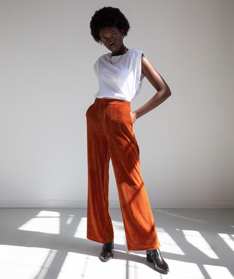 FRNCH PARIS Peyton Hose orange