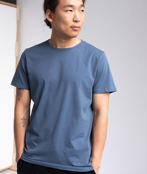KAUF DICH GLÜCKLICH T-Shirt blue