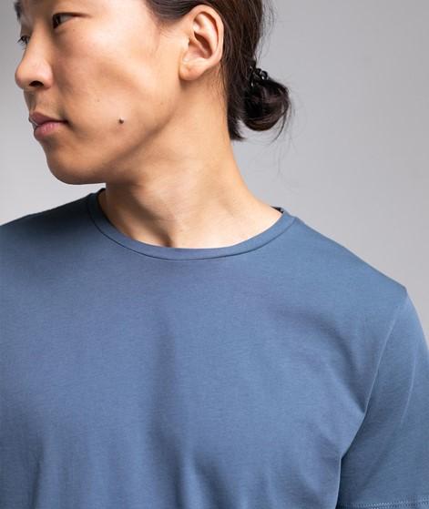KAUF DICH GLÜCKLICH T-Shirt dusty blue