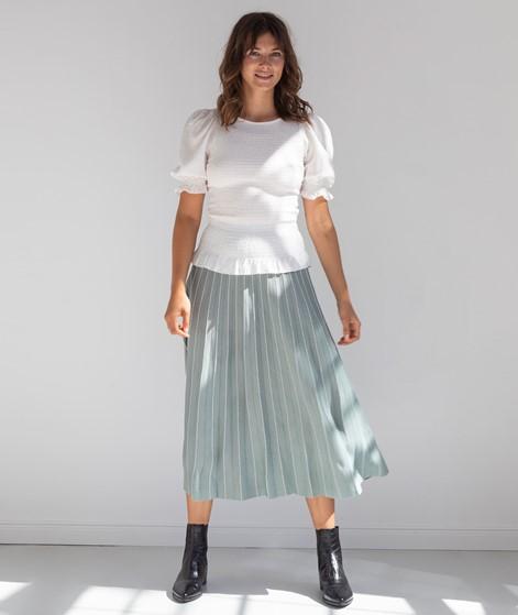 FRNCH PARIS Eldine Skirt blau