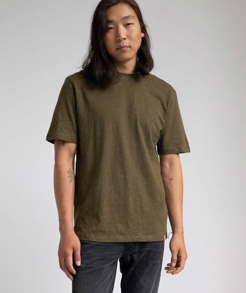 MINIMUM Wilson T-Shirt grün