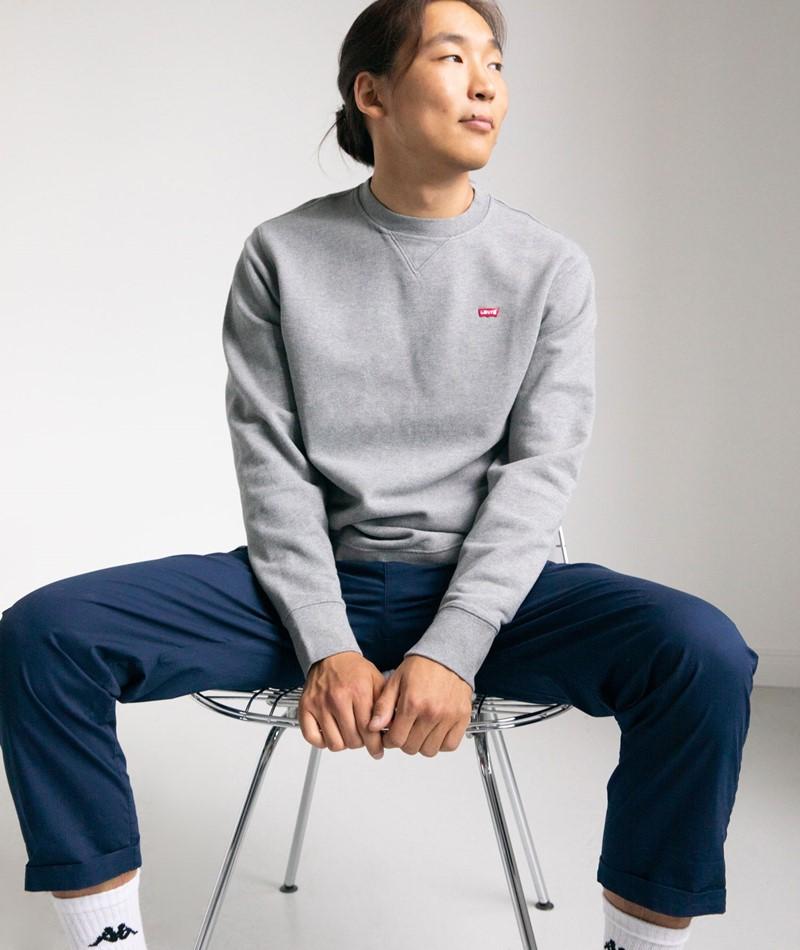 LEVIS New Original Crew Sweater