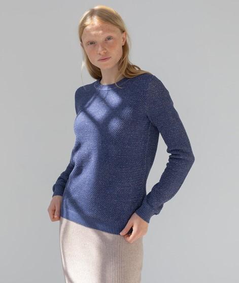 VILA VIChassa Strickpullover blau