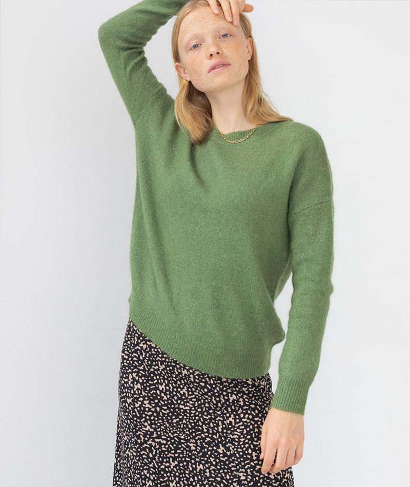 MOSS COPENHAGEN Femme Mohair Pullover