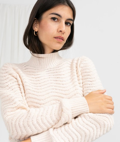 YAS YASBetricia Pullover creme
