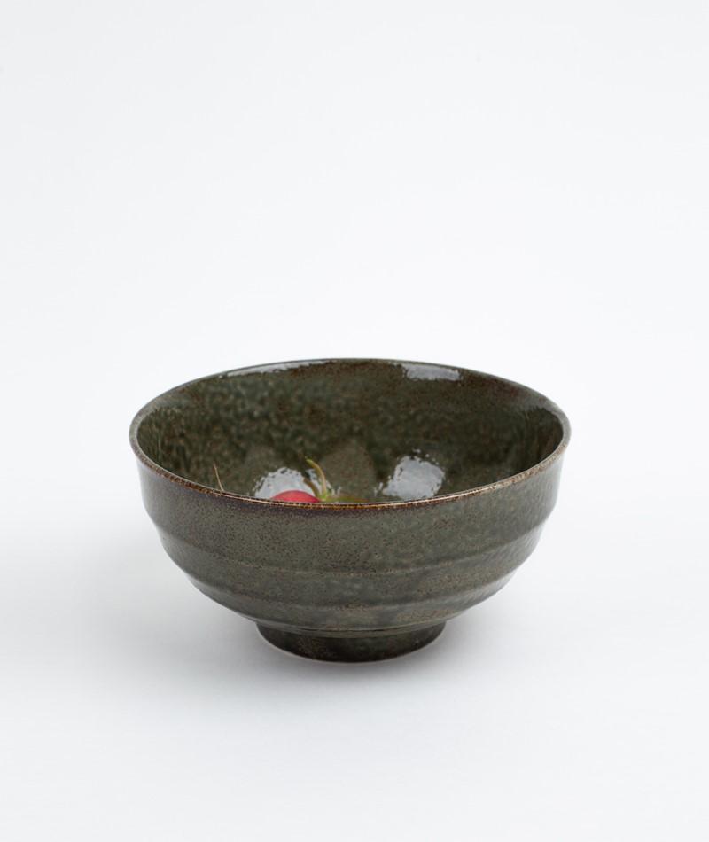 HKLIVING Japanese Noodle Bowl grün