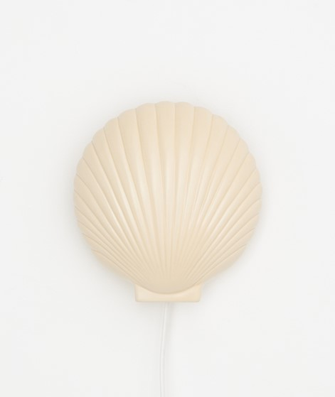 HKLIVING Ceramic shell wall lamp