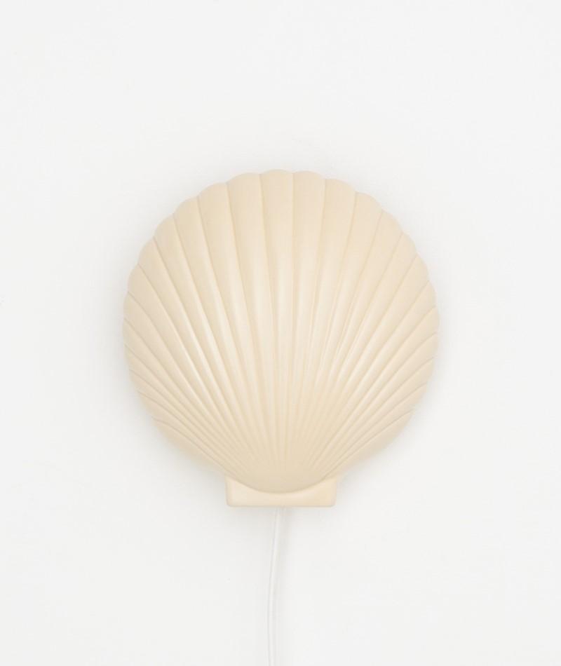 HKLIVING Ceramic shell wall lamp