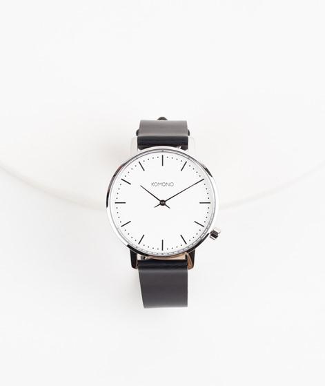 KOMONO Harlow Uhr schwarz