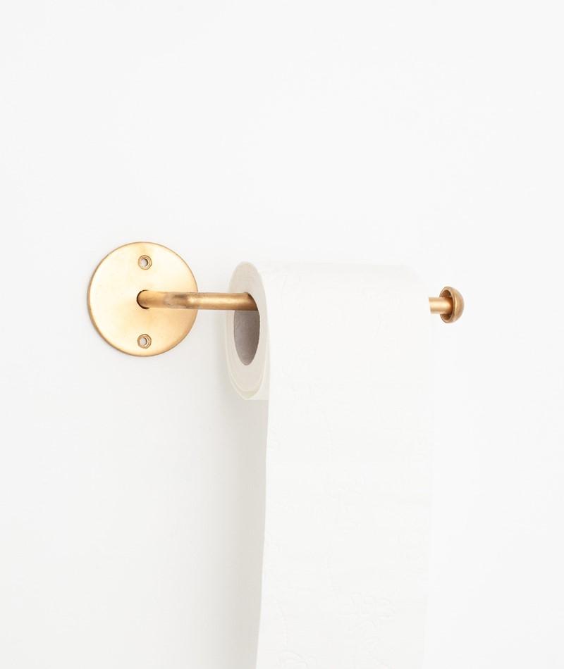 MADAM STOLTZ Hand Toilet paper holder