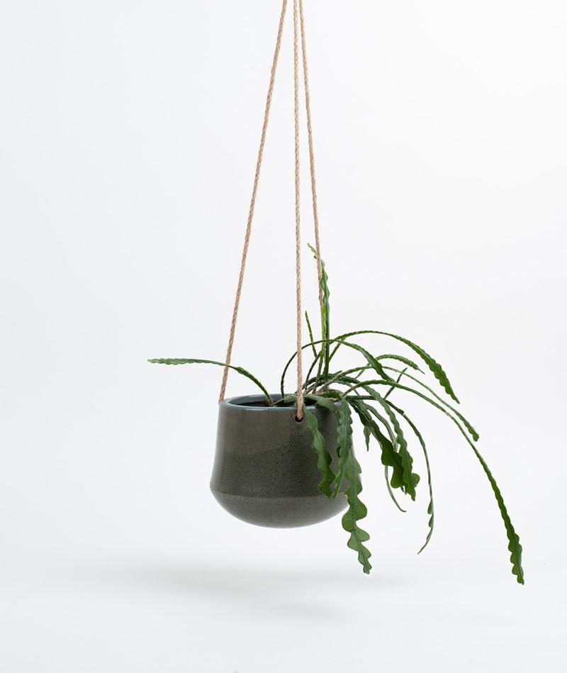 2HAVE Pot Rope Ampel grün