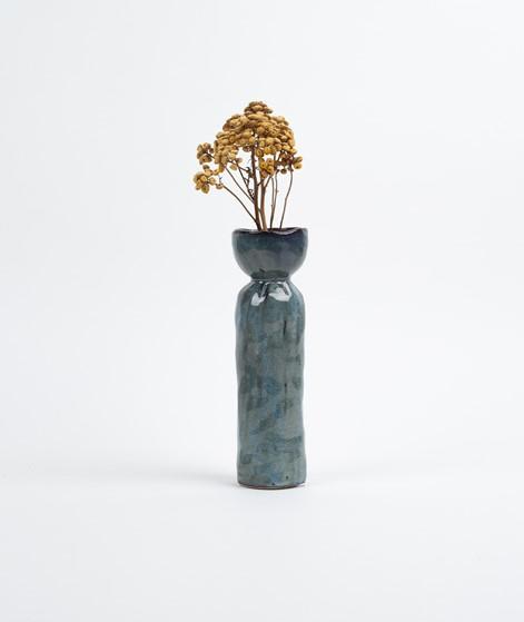 2HAVE Vase Body blau mittel