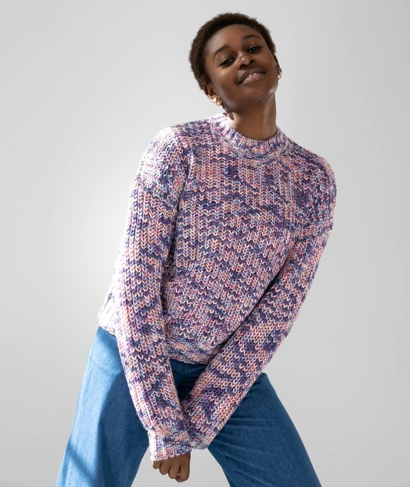 MOVES Essa Pullover pink