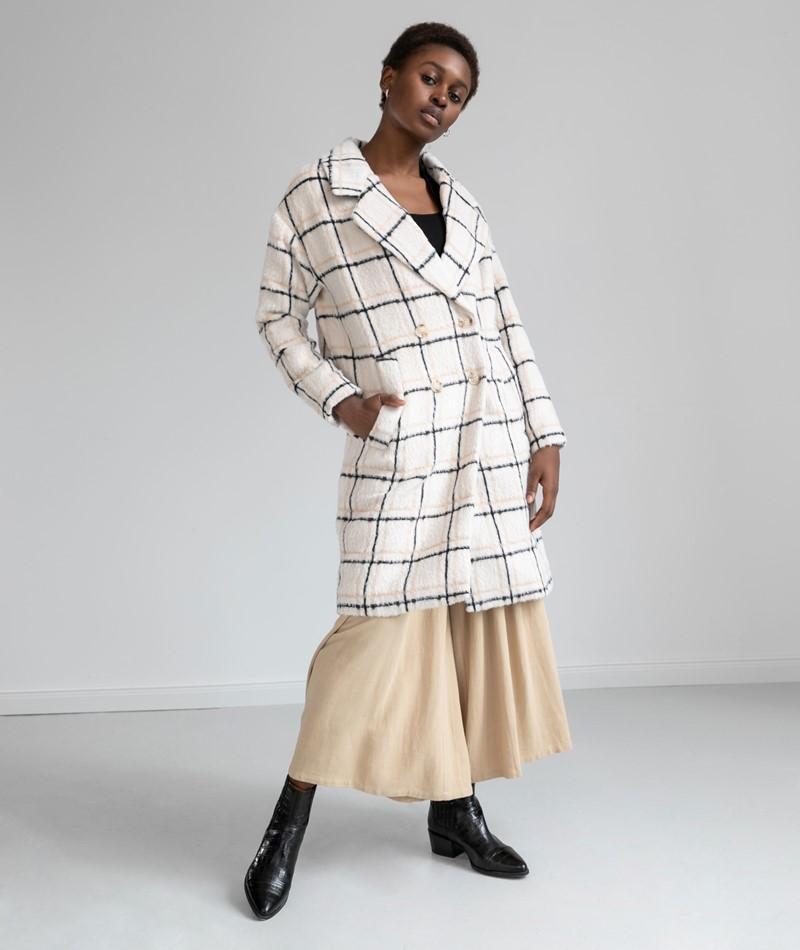 FRNCH PARIS Scarlet Coat beige