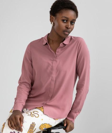 MARIE SIXTINE Aurelia Bluse pink